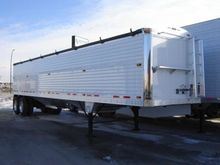 2015 Timpte Grain Hopper