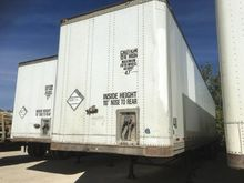 1993 Trailmobile Storage Van