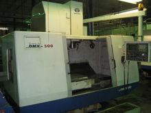 2000 Daewoo DMV500