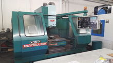 1987 MATSUURA MC760VC Vertical