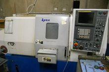 2001 DAEWOO LYNX 200LC