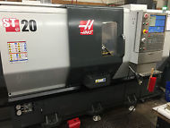 2015 HAAS ST-20