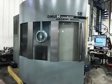 Used 2005 DMG MORI D