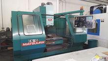 1987 MATSUURA MC760VC #Ez11985