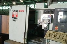 Used TREE VMC500 in