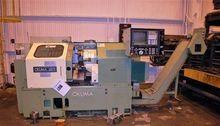 Used OKUMA LB-15 in