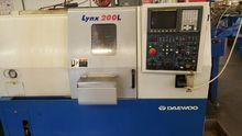 2000 DAEWOO LYNX 200LC