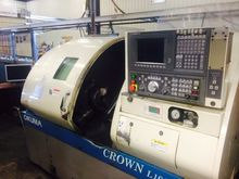 Used 2001 OKUMA CROW