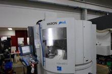 Used 2005 MIKRON HSM