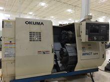 2002 OKUMA LU15-2SC/600 #Ez1138
