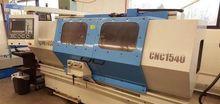 2001 CLAUSING METOSA CNC 1540