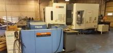 Used 2001 MAZAK FH-4