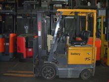 2003 TCM FCB 15 A4 Electric Ele