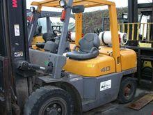 Used 2000 TCM FG40 L