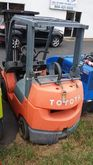Used Toyota LP Gas C