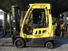 2008 Hyster S40FT LP Gas Cushio