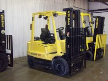 Used Hyster H35XM LP