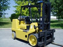 2002 Hyster S-155XL2 LP Gas Cus