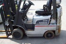 2004 Nissan CF35 LP Gas Cushion