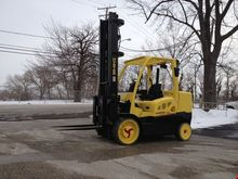 Used 2008 Hyster S13