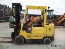 Used 2006 Hyster S80