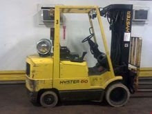 Used 1999 Hyster S60