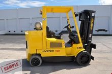 Used Hyster S120XMS-