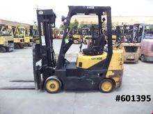 Used 2003 Daewoo GC3