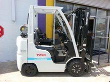 Used 2014 TCM FCG25L