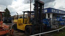 2011 TCM FD160 Diesel Pneumatic