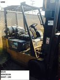 Used Cat GC25 LP Gas