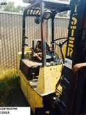 1989 Hyster S50XL LP Gas Cushio