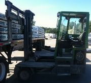 2010 Combilift C10000XL LP Gas