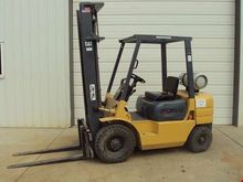 Used 1999 Cat GP25 L