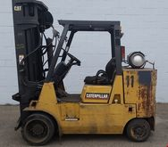 Used 2002 Cat GC55K