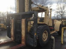 1981 Hyster H620B Diesel Pneuma