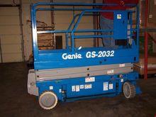 Used 2002 Genie GS20
