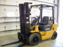 Used 2002 Cat GP25K