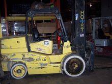 Hoist Liftruck F180 LP Gas Cush
