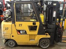 Used 2009 Cat GC40K