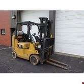 Used 2001 Cat GC40K