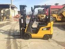 2010 Cat C3000-LP LP Gas Cushio