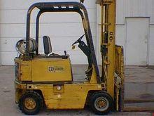 Used 1986 Cat V30D L