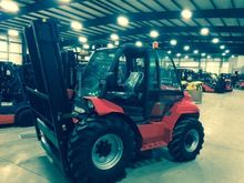 Used 2015 Manitou M5
