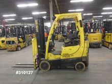 2010 Hyster S30FT LP Gas Cushio