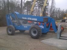 2006 Genie Lift GTH1056 Diesel