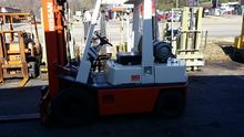 Used Nissan LP Gas P