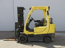 2008 Hyster S70FT LP Gas Cushio