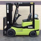 Used 1998 Clark CGC2