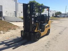 Used Cat C5000 LP Ga